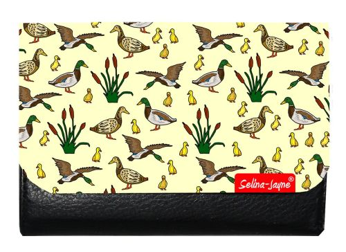 Selina-Jayne Ducks Limited Edition Designer Small Purse